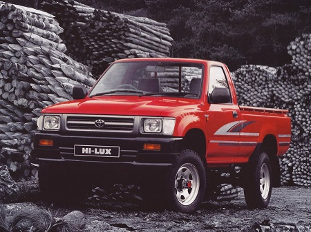 Toyota Hilux 1988 года